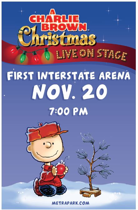 Charlie Brown Christmas Air Date 2019.Charlie Brown Christmas Live On Stage Welcome Visitors Guide